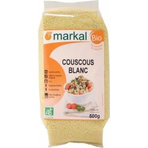 COUSCOUS BLANC 500G BIO