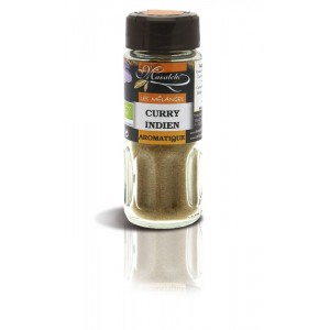 CURRY INDIEN POUDRE 35G BIO