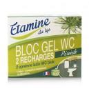 RECHARGE BLOC GEL WC 2X 50ML*
