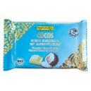 DEST.CHOCOLAT BLANC/NOIX COCO 100G BIO