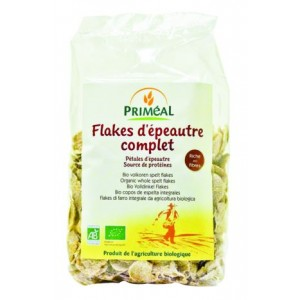 FLAKES EPEAUTRE COMPLET 200G SUCRE BIO