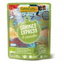 DLUO AVRIL 2019 EXPRESS 2 CEREALES 2 LEGUMINEUSES 250G BIO