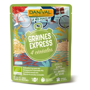 DLUO AVRIL 2019 A.EXPRESS 2 CEREALES 2 LEGUMINEUSES 250G BIO