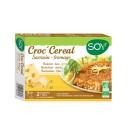 CROC CEREALES SARRASIN-FROMAGE 2X100G BIO