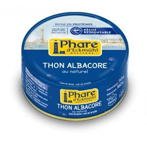 THON ALBACORE* AU NATUREL  160G