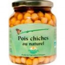 POIS CHICHES NATUREL 370ml BIO