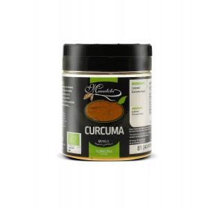 CURCUMA MOULU 100G BIO