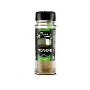 CARDAMOME MOULUE 25G BIO