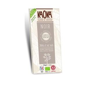 CHOCOLAT NOIR 70% 100G EQUIT. KAOKA BIO