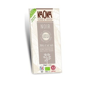 CHOCOLAT NOIR 70% 100G EQUIT. PRIX AMI BIO