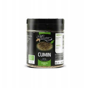 CUMIN GRAINS 100G POT PET BIO