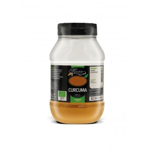 CURCUMA MOULU 500G POT PET BIO