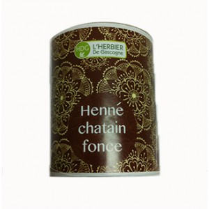 A.HENNE* CHATAIN CLAIR 100G EN POT