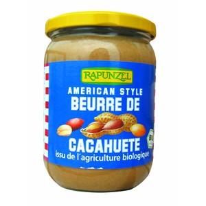 BEURRE DE CACAHUETTE 500G BIO