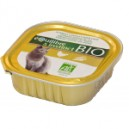 BARQUETTE CHAT VOLAILLE 100G EQUILIBRE & INSTINCT BIO