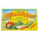 BOUILLON CUBE LEGUMES BIO