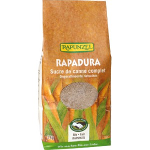 SUCRE RAPADURA 1KG CANNE COMPLET MDM BRESIL BIO