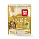 VEGI MIX CURRY BOULGOUR LENTILLES 250G BIO
