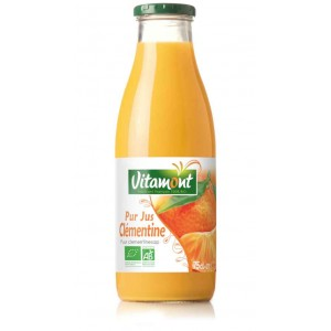 JUS CLEMENTINES 75 CL BIO