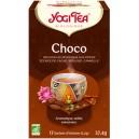 YOGI TEA CHOCO 17 SACHETS BIO