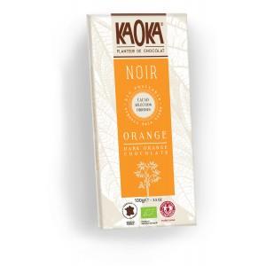 CHOCOLAT NOIR ORANGE 55%/CAC.100G EQUITABLE BIO