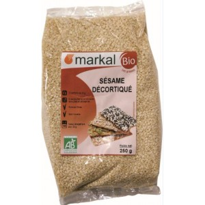 SESAME DECORTIQUE 250G BIO