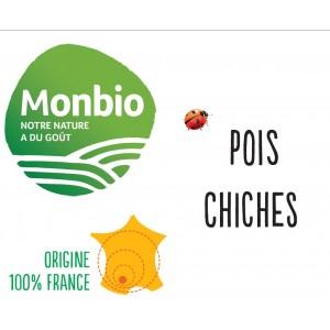 POIS CHICHES MONBIO AB 5KG BIO