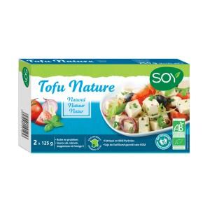 TOFU NATURE 2X125G SOUS-VIDE BIO