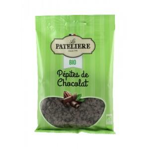 PEPITES DE CHOCOLAT 50% DE CACAO 100 G BIO