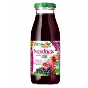 DLUO 17/12/2017 A.SUPERFRUITS 50CL VITAMONT BIO