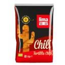 TORTILLA CHIPS CHILI 90G BIO