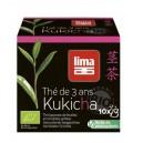 A.THE KUKICHA TEA SACHETS 10X1.5G BIO
