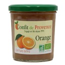 CONFITURE BIOLOGIQUE EXTRA 370 GR ORANGE BIO