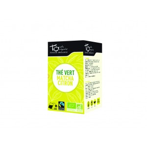 A.THE VERT MATCHA CITRON BIO TO BIO