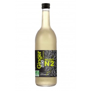 BOISSON GINGER ALE SELECT N° 2 75CL BIO