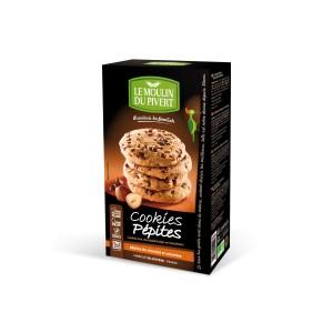 COOKIES PEPITES CHOCOLAT 175G SANS HUILE PALME BIO