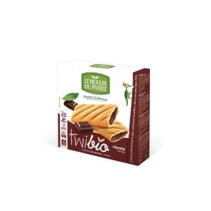 TWIBIO FOURRE CHOCOLAT 150G EN 6 ETUIS BIO