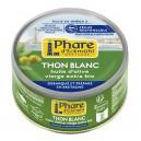 THON BLANC GERMON*  HUILE OLIVE BIO CERTIFIE MSC 80G