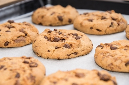 Recettes cookies basebio