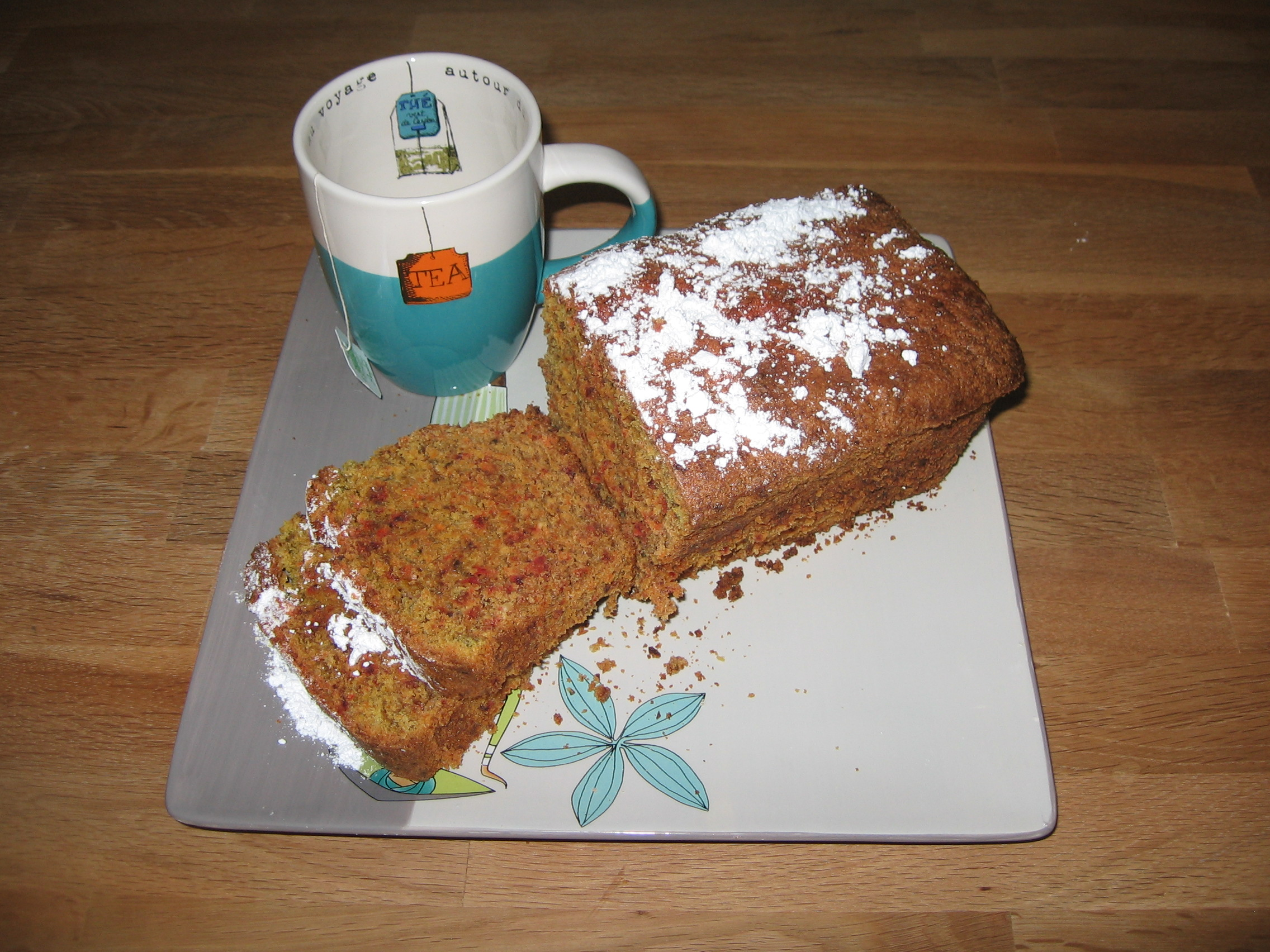 Boers Cake chez Basebio