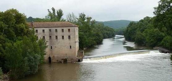 Moulin de Montricoux Aveyron